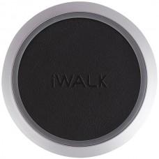 Wireless Charging Pad for iPhone(R) X/8 & Samsung(R) Galaxy S(R) 8 (Black)
