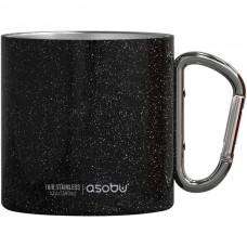 12-Ounce Campfire Mug (Black)