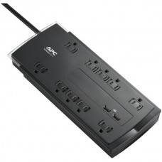 10-Outlet SurgeArrest(R) Performance Series Surge Protector with 2 USB Ports, 6ft Cord