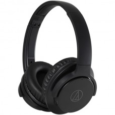 ATH-ANC500BT QuietPoint(R) Wireless Over-the-Ear Active Noise-Canceling Headphones