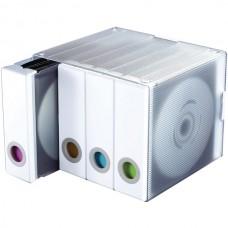 96-Disc Album Cube (White)