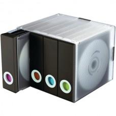 96-Disc Album Cube (Black)