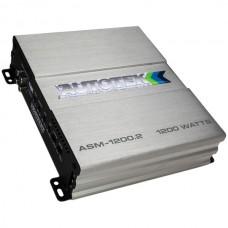 ASM Series Street Machine(R) Class AB Amp (2 Channels, 1,200 Watts)