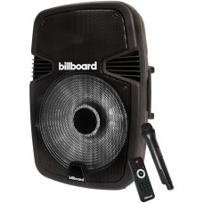 120-Watt Bluetooth(R) Party Machine Powered Speaker