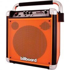 40-Watt Thunder Powered Speaker (Orange)
