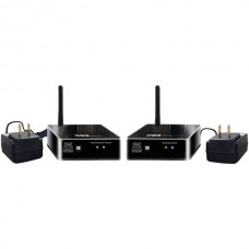 4-Channel Wireless Audio Transmitter/Receiver System