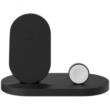 BOOST?UP(TM) Wireless Charge Dock For Apple Watch(R) and iPhone(R)
