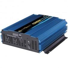 12-Volt Modified Sine Wave Inverter (1,500 Watts)