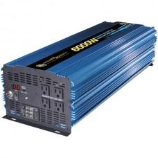 12-Volt Modified Sine Wave Inverter (6,000 Watts)