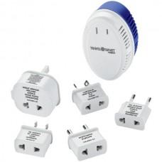 1,875-Watt Converter with 5 Insulated Adapter Plugs