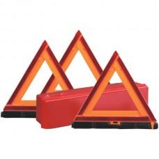 Early-Warning Triangle Triple Kit