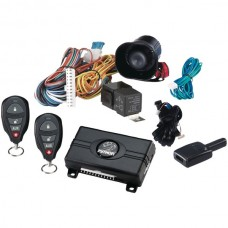 3105P 1-Way Security/Keyless Entry System with .25-Mile Range & 4-Button Remotes