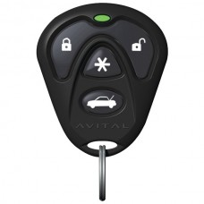 4-Button Replacement Remote ASK Transmitter