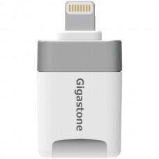 i-FlashDrive microSD(TM) Card Reader for iPad(R) & iPhone(R)