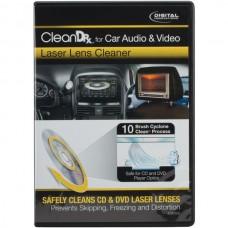 CleanDr(R) Car A/V Laser Lens Cleaner