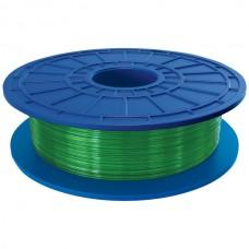 1.75mm dia PLA Filament for Dremel(R) 3D Idea Builder(TM) Printer (Green)