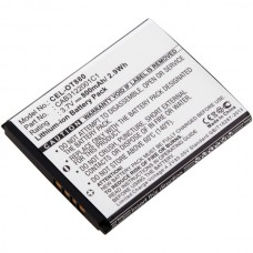 CEL-OT880 Replacement Battery