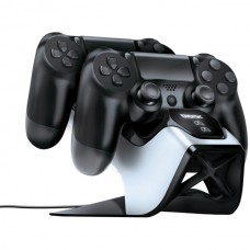 Power Stand(TM) Dual Controller Charging System for PlayStation(R) 4
