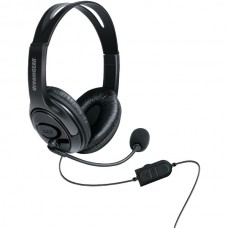 Wired Headset with Microphone for Xbox One(R) (Black)