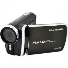 20.0-Megapixel 1080p DV30HD Fun Flix(R) Slim Camcorder (Black)