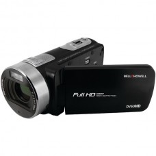 20.0-Megapixel 1080p DV50HD Fun Flix(R) Camcorder (Black)
