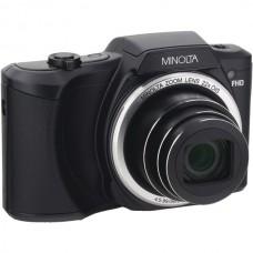 20.0-Megapixel 1080p Full HD Wi-Fi(R) MN22Z Digital Camera with 22x Zoom (Black)