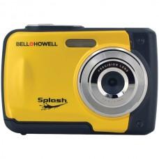 12.0-Megapixel WP10 Splash Waterproof Digital Camera (Yellow)