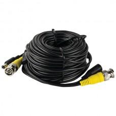 12-Volt BNC Video Cable (20m)