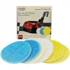 Assortment Pack of Polishing and Scouring Pads