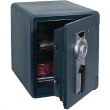 .94 Cubic-ft Waterproof 1-Hour Fire Safe with Combination Lock