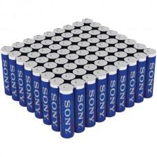 AA Alkaline Batteries, 72 pk