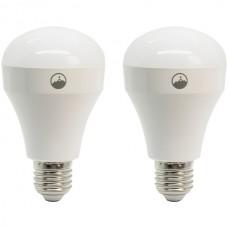 Wi-Fi(R) LED Light Bulb (2 pk)