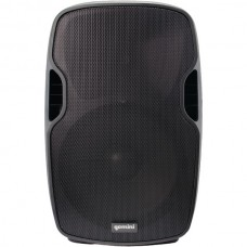15 in. Active Loudspeaker with Multicolored LED Lighting