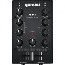 2-Channel Analog Mini DJ Mixer