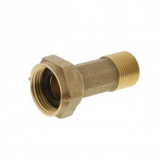 3/4-Inch MPT Water Meter Coupling
