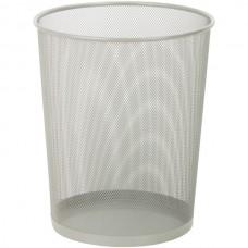 18-Liter Steel Mesh Waste Basket