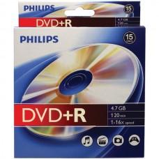 4.7GB 16x DVD+Rs, 10-pk Peggable Box