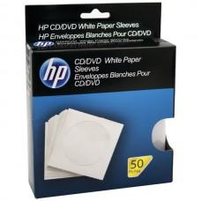 CD/DVD Storage Sleeves (50 pk)