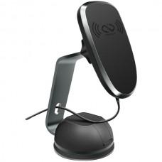 MagBuddy(R) Wireless Charging Desk Mount (Gunmetal)
