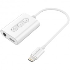 3.5-mm MFi Certified Audio + Charging Adapter with Lightning(R) Cable