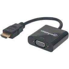 HDMI(R) Male to VGA Female Converter