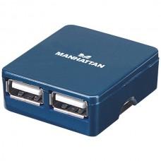 4-Port High-Speed USB Micro Hub