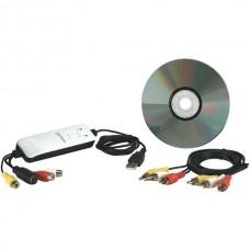 USB Audio/Video Grabber