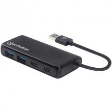 4-Port USB 3.2 Gen 1 Hub (USB-A to USB-C(TM))