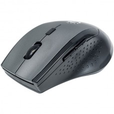 Curve Wireless Optical Mouse (Gray/Black)