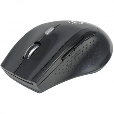 Curve Wireless Optical Mouse (Black)