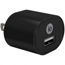 1-Amp USB Wall Charger (Black)