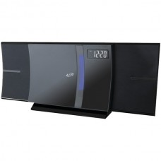 Bluetooth(R) Speaker with CD Player & FM Radio