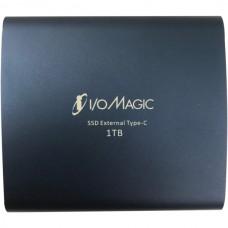 Blue Diamond USB 3.1 Type-C/Type-A External SSD Drive (1 TB)