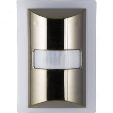 60-Lumen Motion-Boost LED Night-Light (Brushed Nickel)